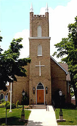 St John the Evangelist, Strathroy, Ontario